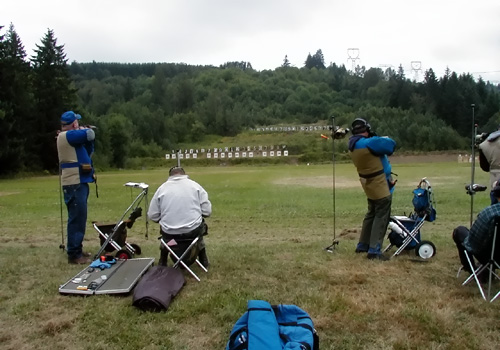 High Power Rifle Match